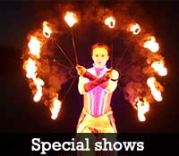 Special shows